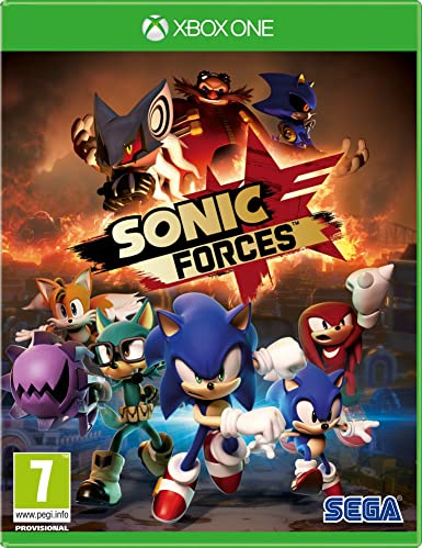 Sonic Forces - Xbox One [Importación inglesa]: Amazon.es: Videojuegos