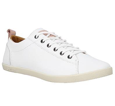 Palladium BEL NCA BLANC - Chaussures Baskets basses Femme