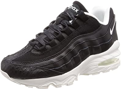 21ba967cc032 Nike Air Max 95 SE Big Kids  Shoes Black Summit White 922173-002