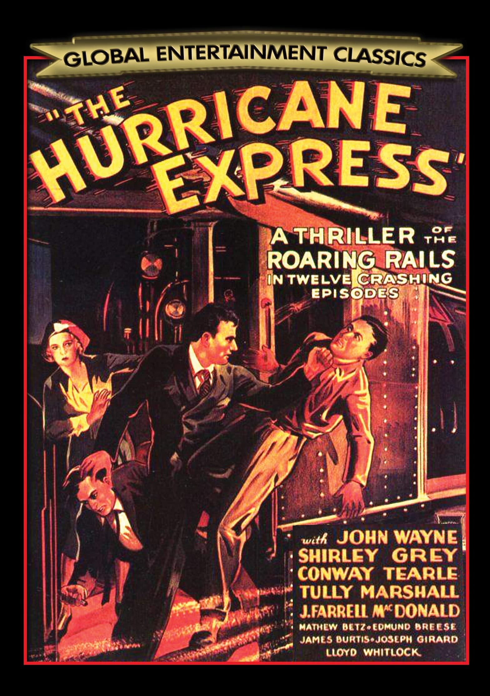 DVD : Hurricane Express (DVD)