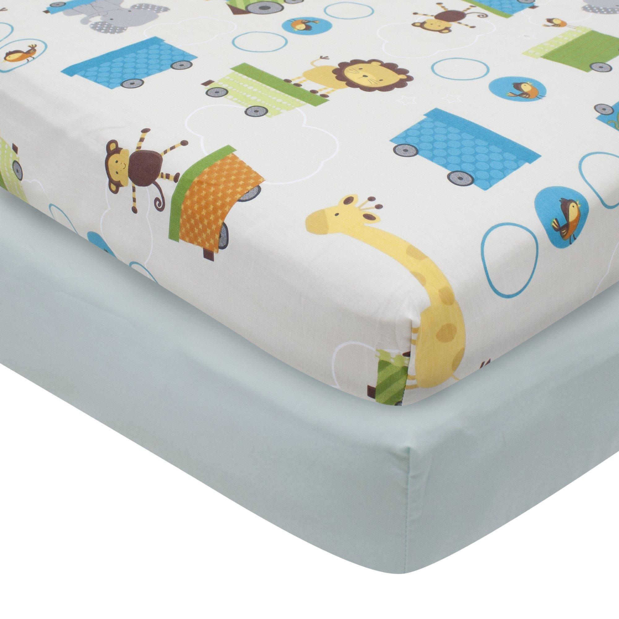 Amazon Com Bedtime Originals Lil Friends 3 Piece Crib