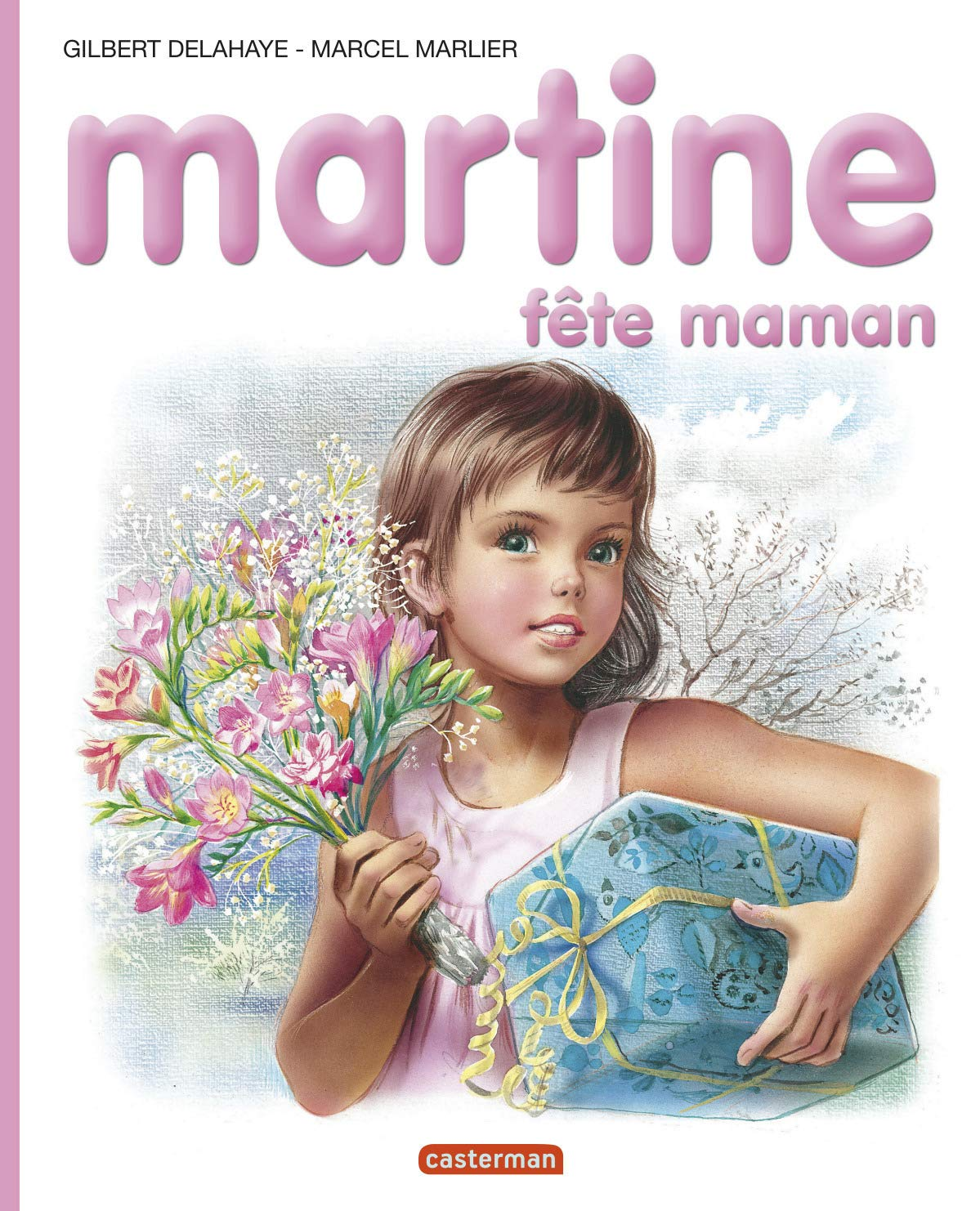 Martine Fete Maman French Edition Gilbert Delahaye