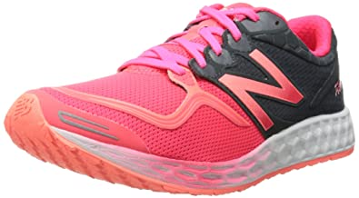 New Balance Fresh Foam Zante - Zapatillas de running para mujer, color coral pink with black, talla 37.5: Amazon.es: Zapatos y complementos