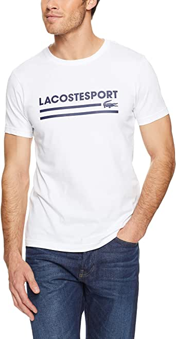 Lacoste Men's Retro Logo