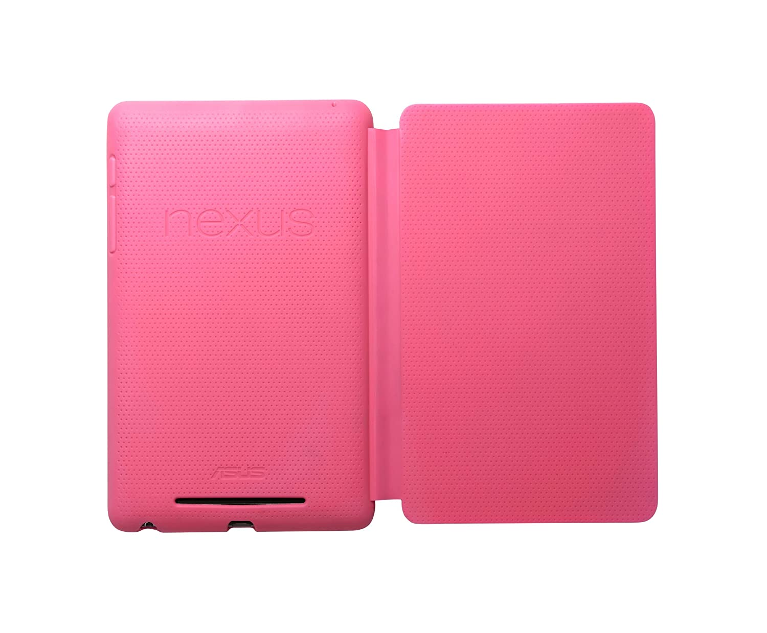 finest selection 91ed0 73f3d Amazon.com: ASUS Official Nexus 7 Travel Cover, Pink: Computers ...
