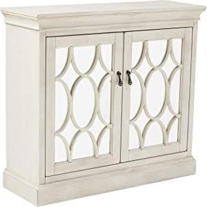 Martin Furniture Felicity Accent Cabinet, White