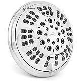 6 Function Adjustable Luxury Shower Head - High Pressure Boosting