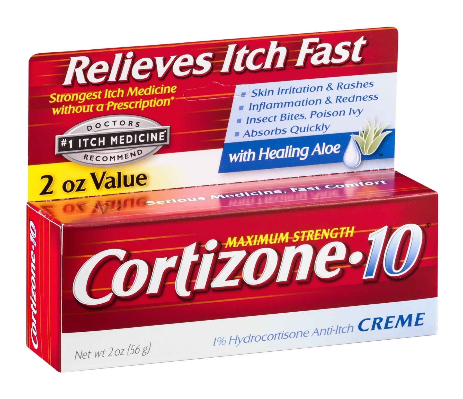 Cortizone Max Strength Creme