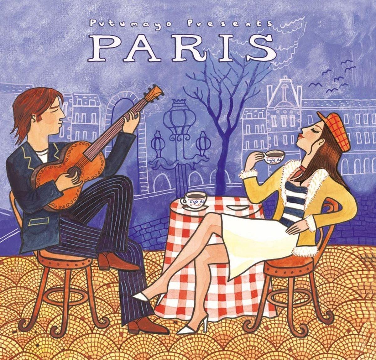 Paris by Putumayo
