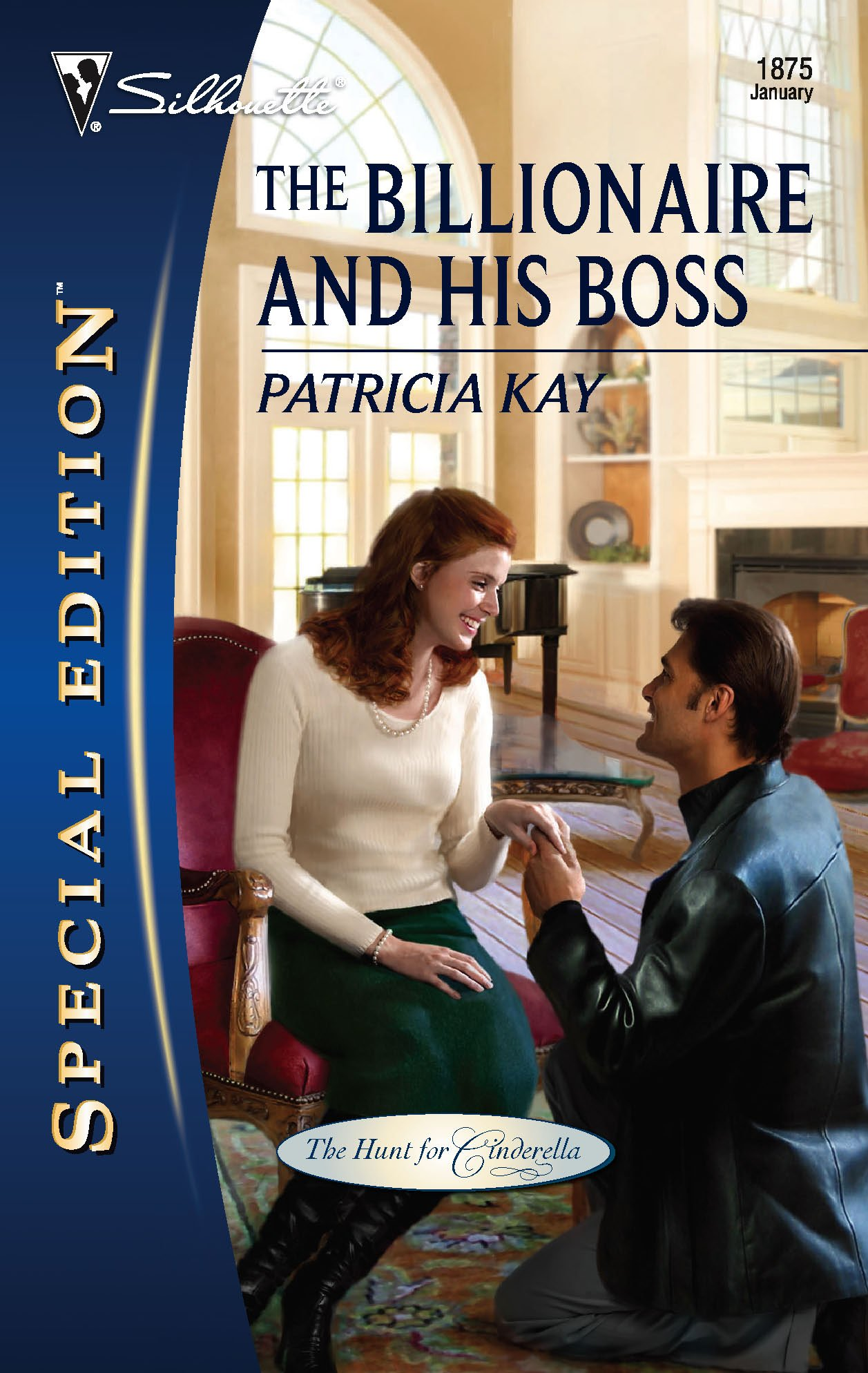 Download The Billionaire And His Boss (The Hunt For Cinderella) ebook