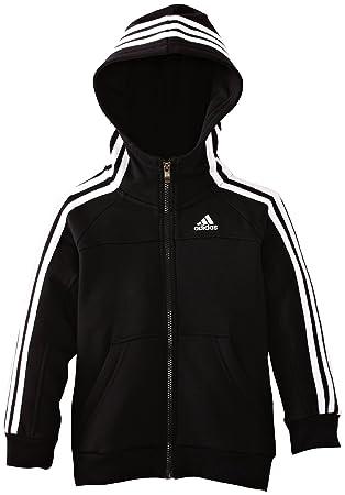 boys adidas zip hoodie