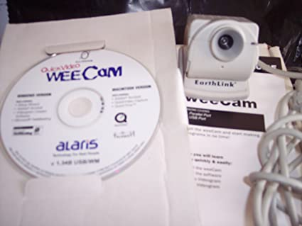 QUICKVIDEO WEECAM USB WINDOWS VISTA DRIVER DOWNLOAD