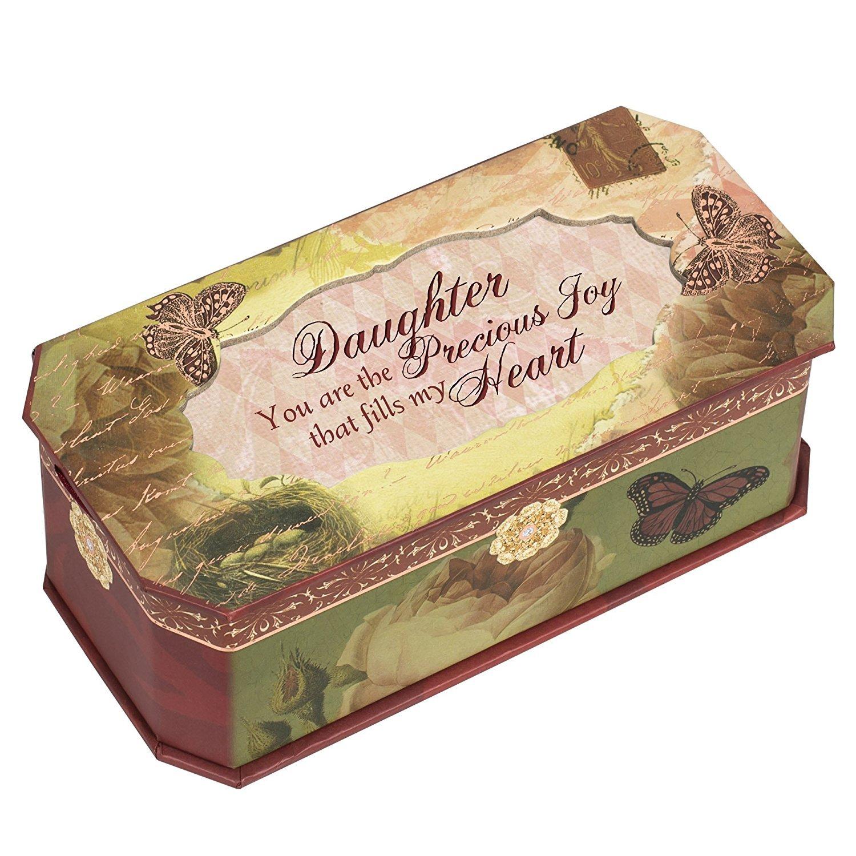 激安ブランド 娘Belle Life Papier小柄Musical Jewelry Box with Vintage with Finish Up Plays You Light Up My Life B00AHPF3EQ, ブランド腕時計専門店タイムゾーン:98f1b2d8 --- arcego.dominiotemporario.com