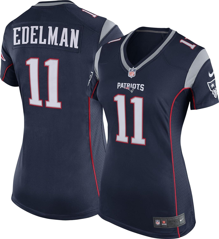 5226d5c1e Amazon.com  NIKE Julian Edelman New England Patriots Women s Game Jersey ( Navy