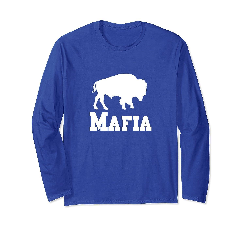 e72ad8064 Bills Mafia Long Sleeve Shirt-TH - TEEHELEN