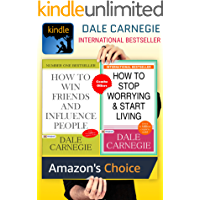 How to Win Friends and Influence People + How to Stop Worrying and Start Living : Dale Carnegie's all time International…