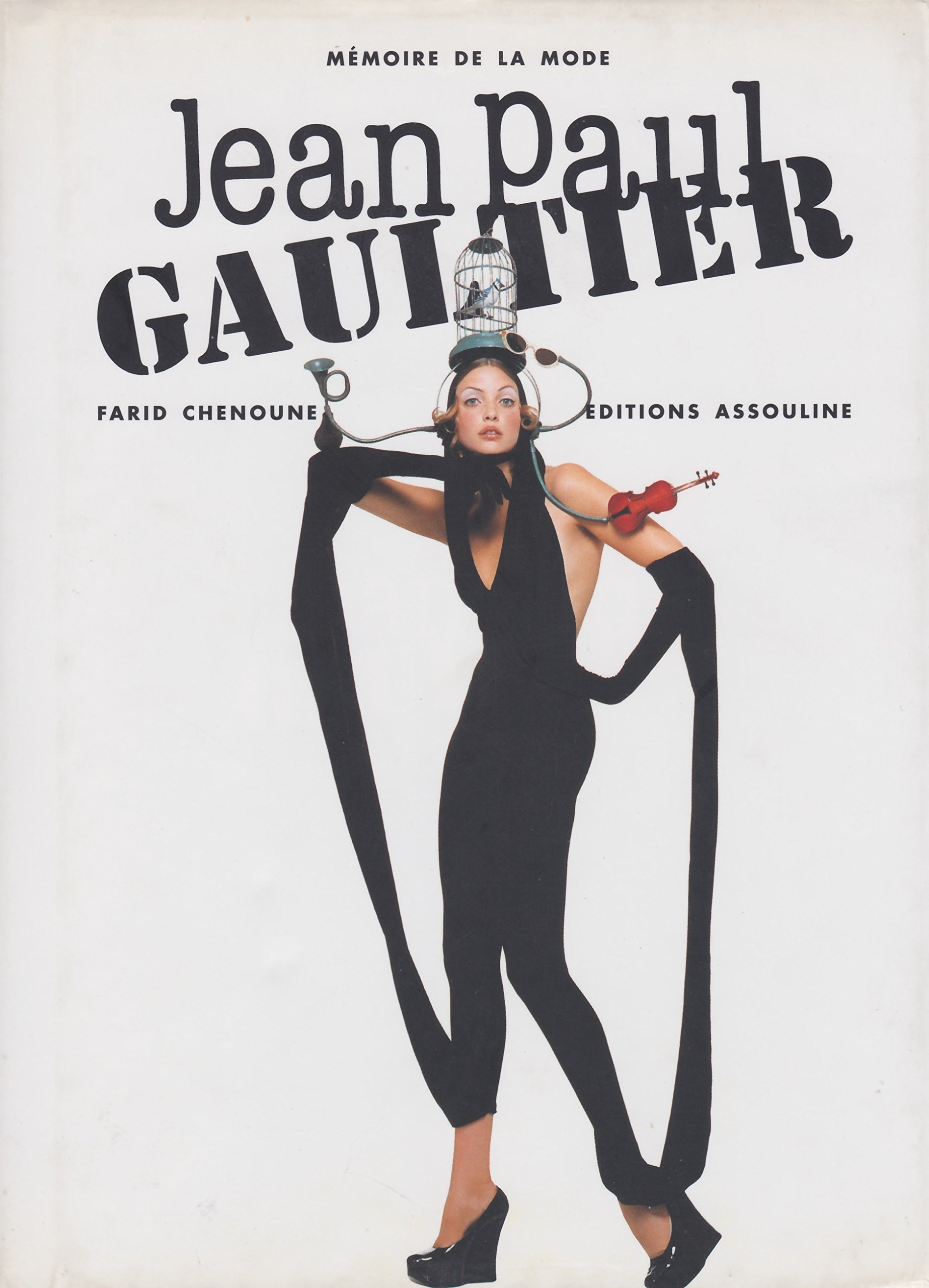 Chenoune Livres Farid Jean Gaultier Paul hrCtdsQ
