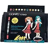 Copic Ciao - Set de rotuladores (12 unidades, para dibujar manga)