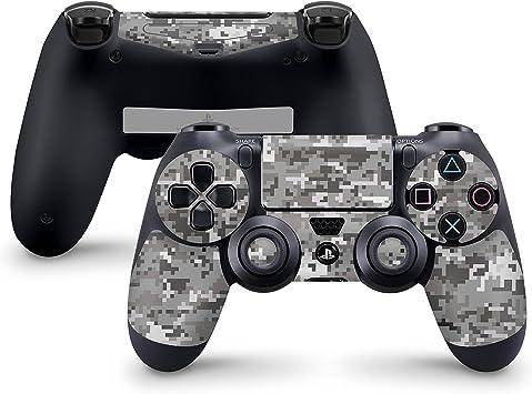 Funda protectora adhesiva para mando de PS4 de Sony Playstation 4, Digital Urban Camo: Amazon.es: Deportes y aire libre