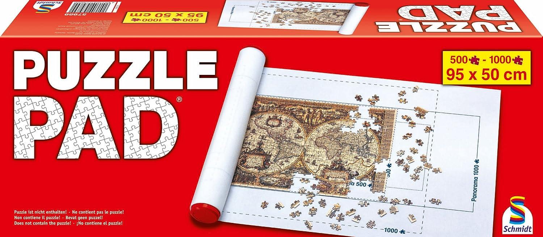 Schmidt - 57989 - Accessoire - Puzzle - Rouleau Range-Puzzle (Jusqu'à 1000 Pièces) SCH57989 B002GYVA7K