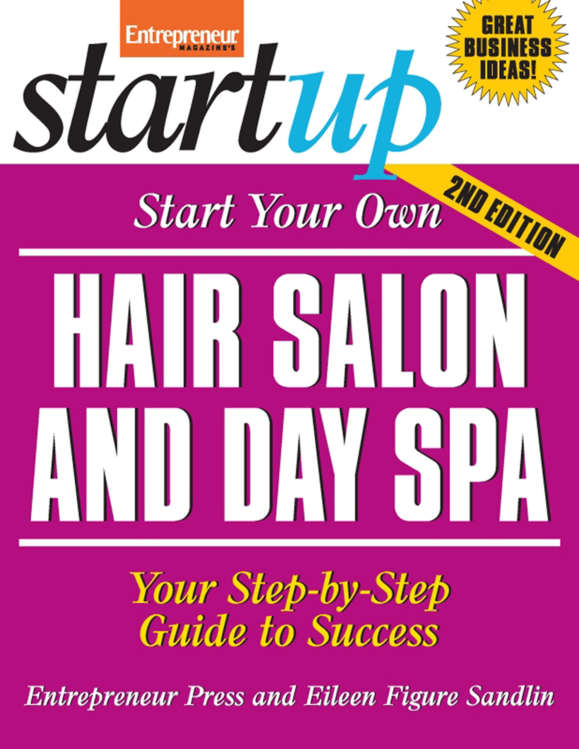 start your own hair salon and day spa startup series eileen