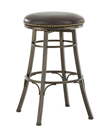 Surprising Steve Silver Company Bali Backless Swivel Bar Stool 18 W X 18 D X 30 H Pdpeps Interior Chair Design Pdpepsorg