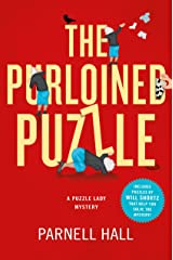 The Purloined Puzzle: A Puzzle Lady Mystery (Puzzle Lady Mysteries Book 19) Kindle Edition