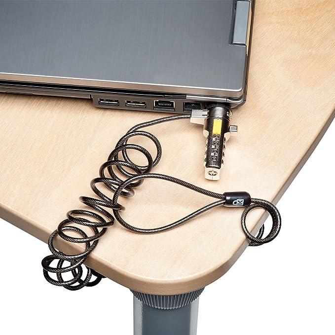 Kensington K64670EU - Cable de Seguridad para Ordenador portátil: Kensington: Amazon.es: Informática