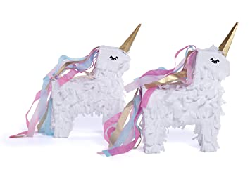 Buy Unicorn Pinata Mini - Unicorn Party - Table Decor - Photo Booth