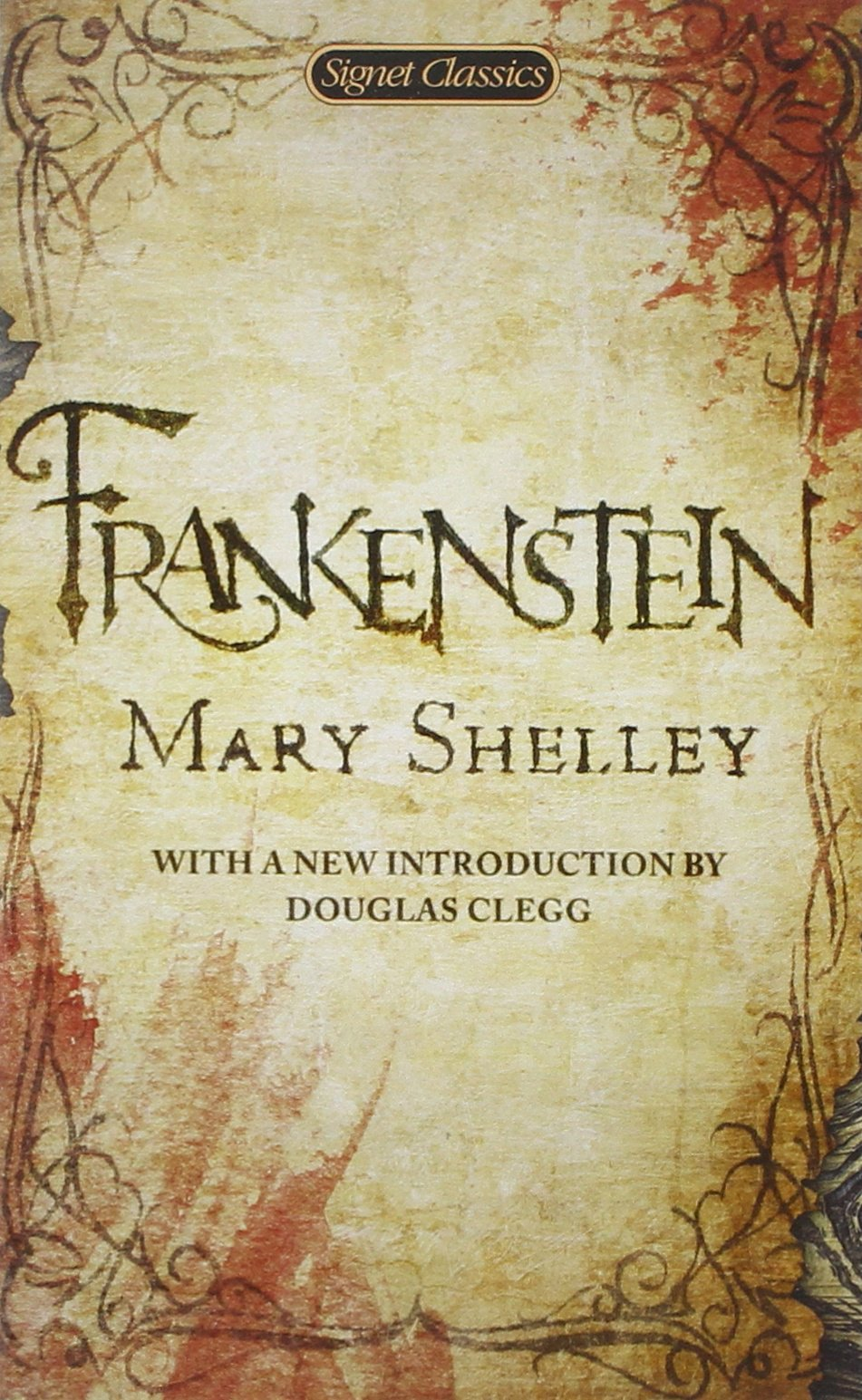 Frankenstein (Signet Classics) Mary Shelley Douglas Clegg Harold Bloom 9780451532244 Amazon.com Books & Frankenstein (Signet Classics): Mary Shelley Douglas Clegg ... pezcame.com