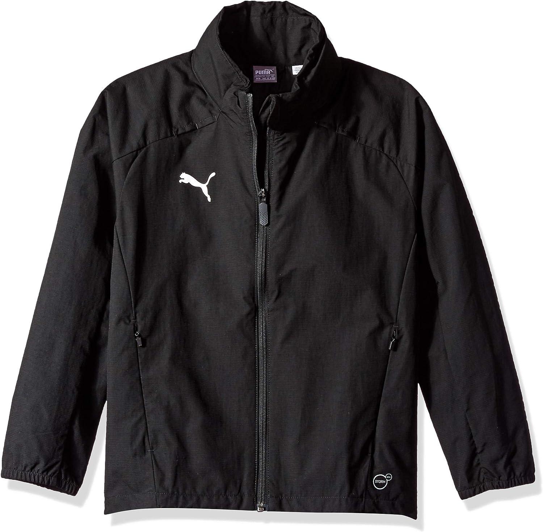 PUMA Mens Liga Training Rain Core Jacket