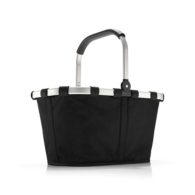 reisenthel BA0103 Carrybag - Cesta de la Compra, Color Negro ...