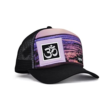 38d5ed32 bigtruck Photography Series Original Trucker Hat, Yoga Lines, Adult ...