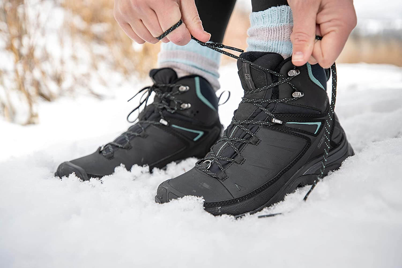 Salomon Womens X Ultra Mid Winter CS Waterproof W Hiking Boot