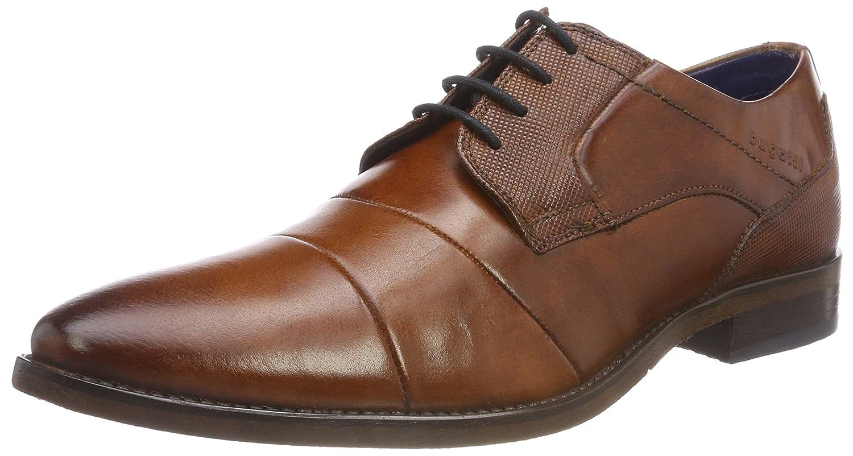 bugatti 312164102100, Zapatos de Cordones Derby para Hombre