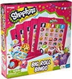 Shopkins Big Roll Bingo
