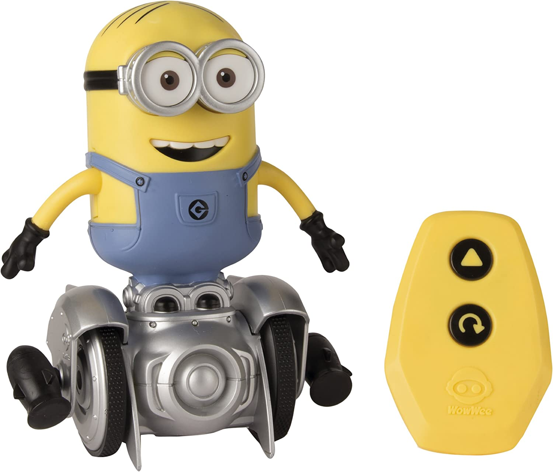 MINIONS IMC Toys 375369 - Vehículos RC Mini Turbo Dave: Amazon.es ...