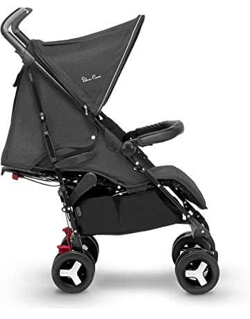 ilver Cross Reflex Stroller, Compact and Lightweight Pushchair – Onyx