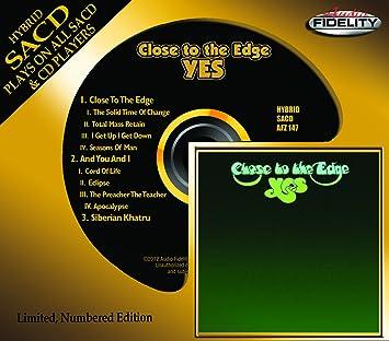e1d0dab8f0bb Yes - CLOSE TO THE EDGE - Amazon.com Music