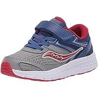 Saucony S-Cohesion 13 A/C Blue/Grey/Red, Zapatillas de Atletismo Niños