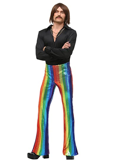 70s Costumes: Disco Costumes, Hippie Outfits FunCostumes Mens Disco King Costume $49.99 AT vintagedancer.com