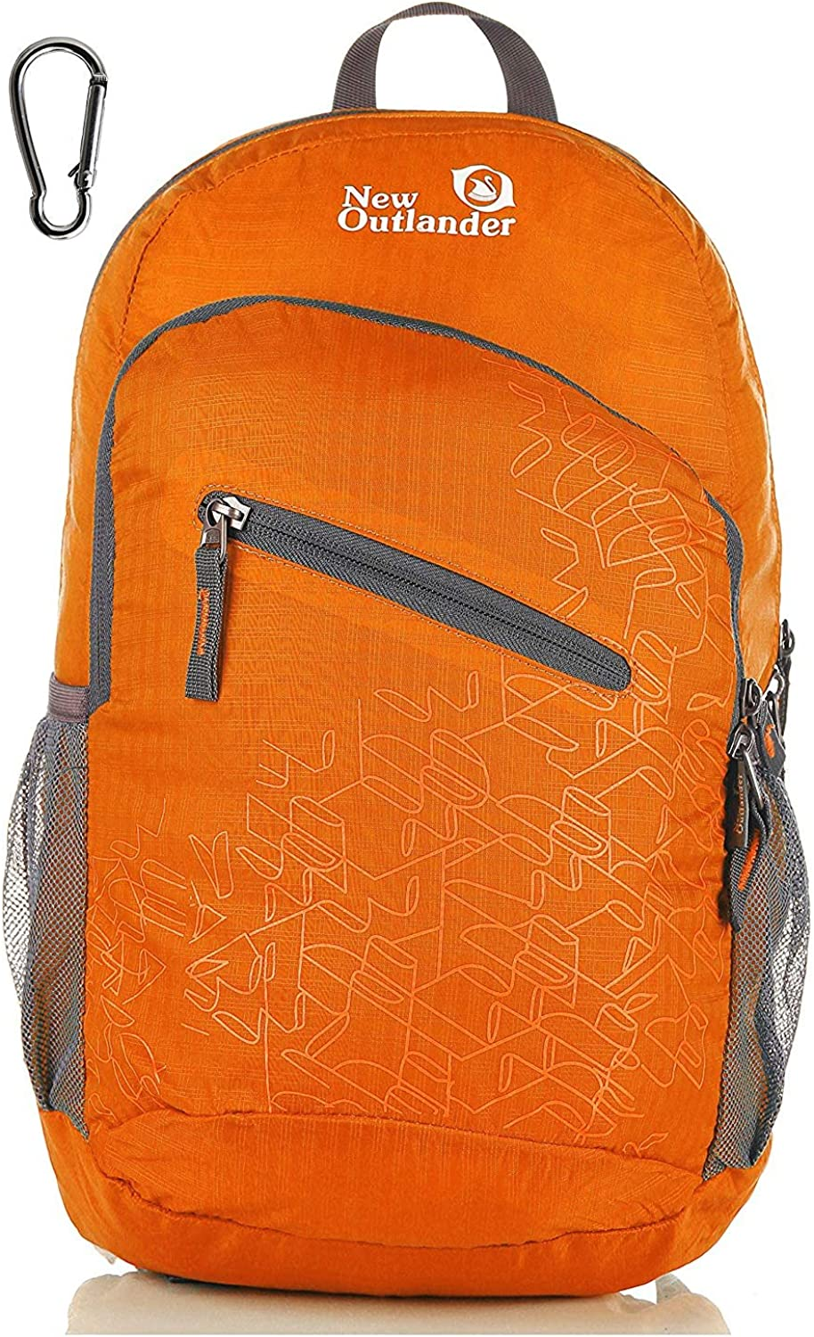 Outlander Ultra Lightweight Packable Water Resistant Travel Hiking Backpack Daypack Handy Foldable Camping Outdoor Backpack : Clothing