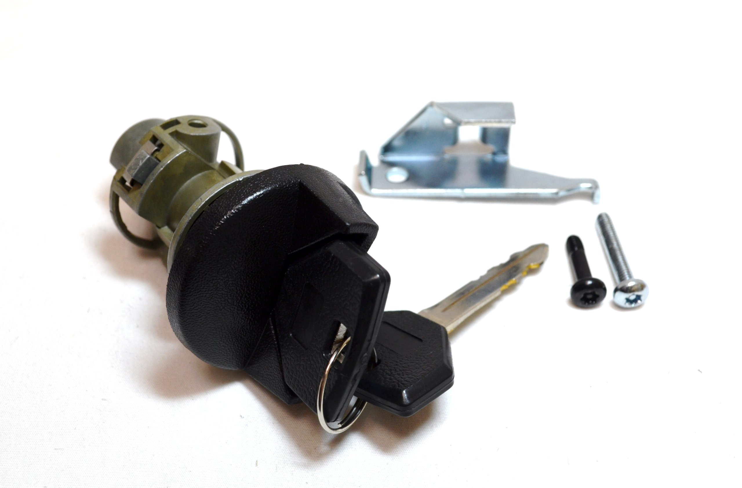 PT Auto Warehouse ILC-163L - Ignition Lock Cylinder with Keys