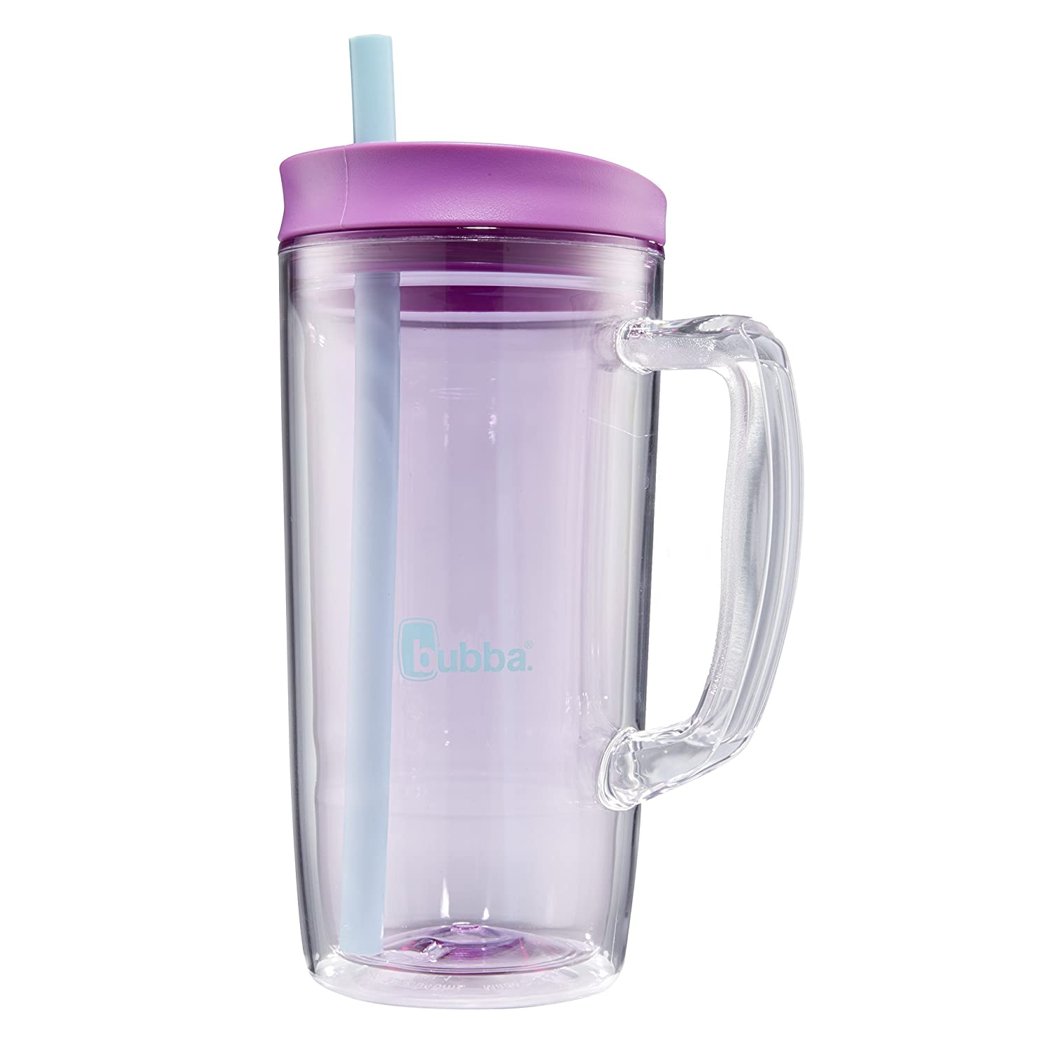 Smoke 32 oz Bubba Envy Double Wall Insulated Straw Tumbler with Handle