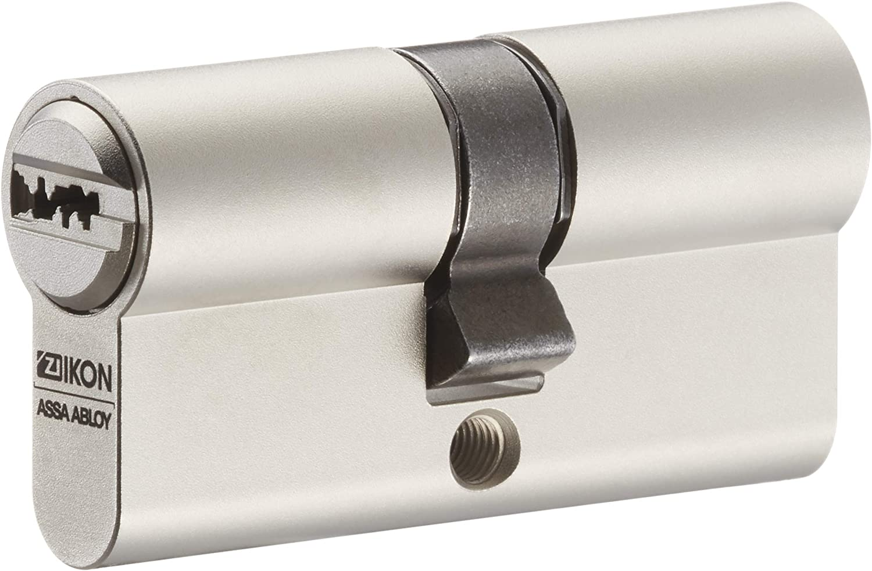 ISEO Zylinder 35//55  mit Sicherungskarte Not und Gefahr