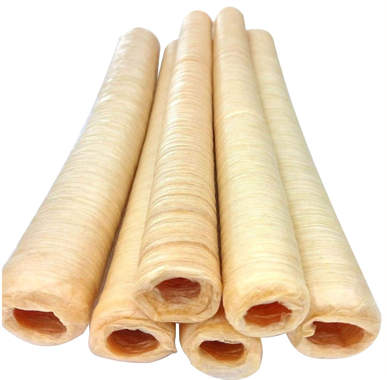 Edible Bovine Collagen Casings 23mm in Diameter Total Length 12.50M / 41 Ft
