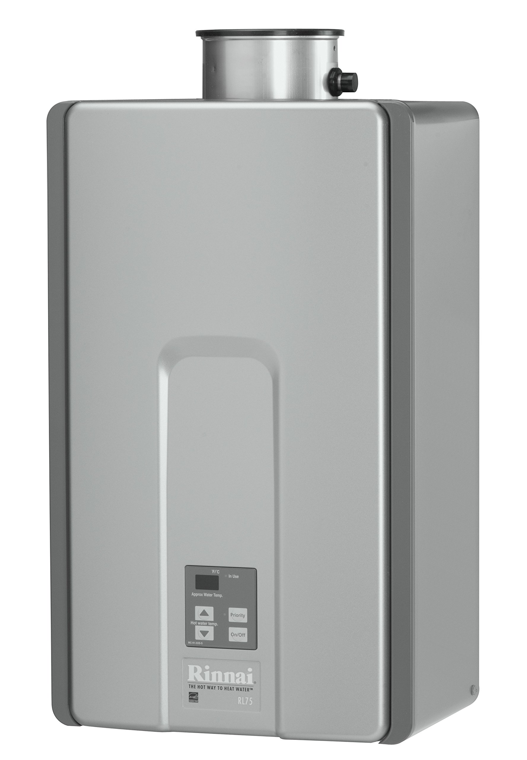 Rinnai RL75iN Natural Gas Tankless Water Heater, 7.5 Gallons Per Minute by Rinnai (Image #4)
