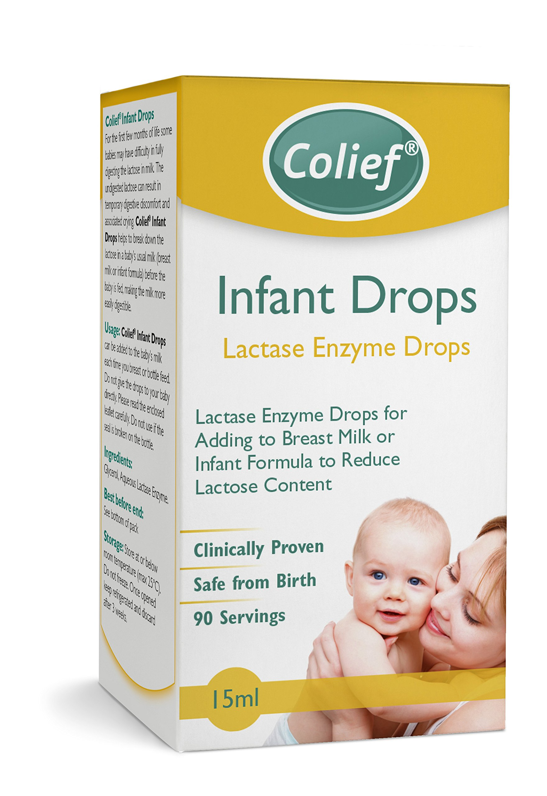 Colief 15 ml Infant Drops