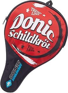 Donic-Schildkröt Trend Cover - Funda para Raqueta de Tenis de Mesa, Compartimiento para