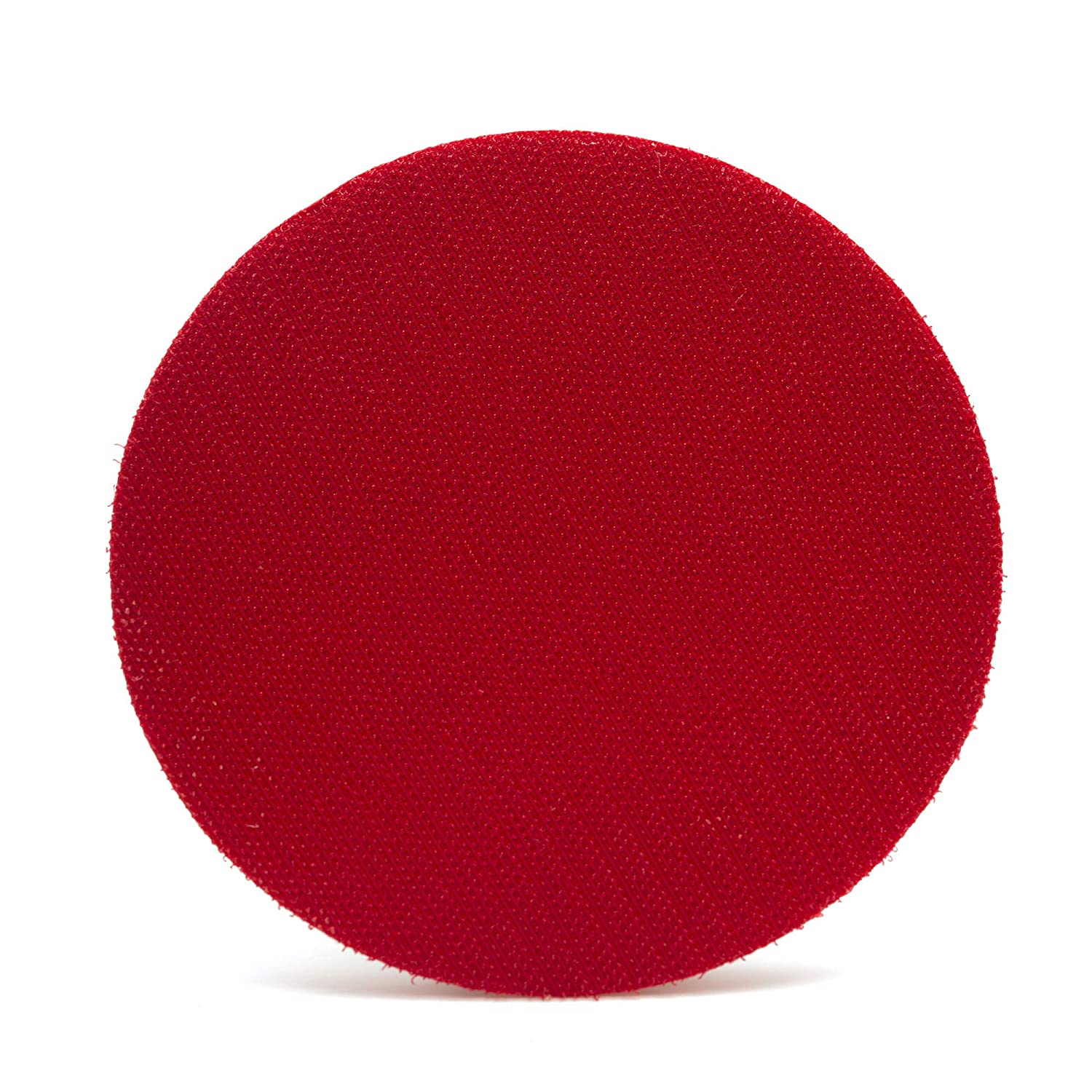 100mm Thread: M14x2 GLASS POLISH GP12631 Hook and Loop Rotary Backing Pad for High Speed Polishing Buffing